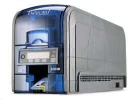 Datacard SD360, tiskárna plastových karet