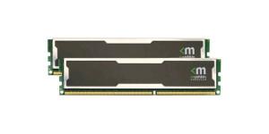 Mushkin Enhanced Silverline Stiletto DIMM 2GB, DDR2-800