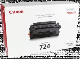 Canon toner CRG-724/ LBP-6750/ 6 000 stran/ Černý