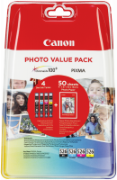 Canon cartridge CLI-526 C/M/Y/BK PHOTO VALUE BL