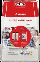 Canon cartridge CLI-571 C/M/Y/BK PHOTO VALUE BL