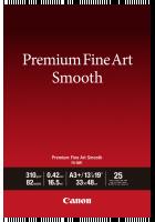 Canon fotopapír Premium FineArt Smooth A3+ 25 sheets