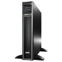 APC Smart-UPS X 750VA (600W) Rack 2U/Tower LCD, hl. 49 cm + AP9631