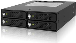 """IcyDock MB994SK-1B ,rámeček pro maximálně čtyři 2.5"""" pevné disky"""