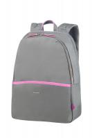 "Backpack SAMSONITE CA827003 14,1""NEFTI com,doc.tblt,Rock Grey/Fuchsia"