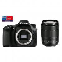 Canon EOS 80D + 18-135 IS USM Nano