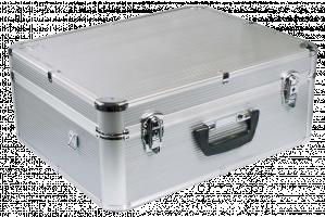 Dörr kufřík stříbrná barva 50