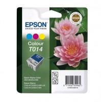 Inkoust Epson T014 color   Stylus C20SX/20UX/40SX/40UX, Stylus Color 480/580 (