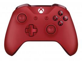 Microsoft Xbox, Xbox One, Xbox One S, červená - Bezdrátový ovladač