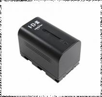 JVC SSL-JVC50 Aku 4900 mAh