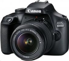 Canon EOS 4000D sada + EF-S 18-55 DC III
