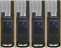 Motorola TLKR T82 Extreme QuadPack