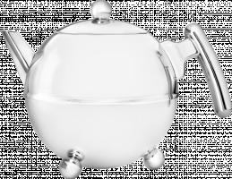 Bredemeijer Teapot Bella Ronde 0,75l čajová konvice stříbrná
