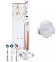 Braun Oral-B Genius 10100 S elektrický zubní kartáček zlatý