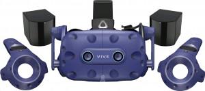 HTC Vive Pro Eye Virtual Reality, Sada virtuální reality