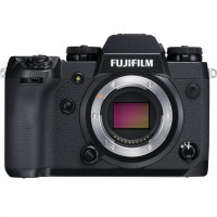 Fujifilm X-H1, tělo