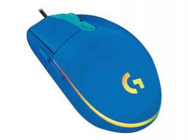 Logitech G102 Lightspee d Gaming Myš modrá
