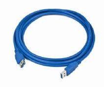 Gembird USB 3.0 kabel A-A prodlužovací 3m (CCP-USB3-AMAF-10)