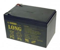 Baterie Long WP12-12B (12V/12Ah - Faston 250)