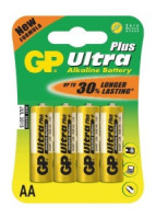 Alkalická baterie GP Ultra Plus AA (1017214000)