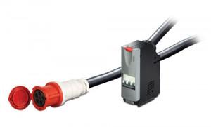 APC IT Power Distribution modul 3 Pole 5 Wire 63A