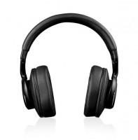 Modecom MC-1001HF Bluetooth bezdrátová sluchátka, aktivní potlačení hluku, černá (S-MC-1001HF)