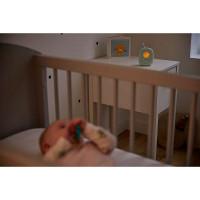Philips Avent SCD721/26 DECT-Babyphone s Schlafliedern, Teplotní čidlo