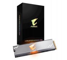 GIGABYTE SSD AORUS RGB GP-ASM2NE2256GTTD