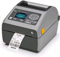 Zebra ZD620d, 8 dots/mm (203 dpi), RTC, EPLII, ZPLII, USB, RS232, Ethernet