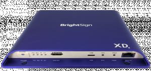 BrightSign Media Player H.265 True 4K, Dual Video Decode, exp