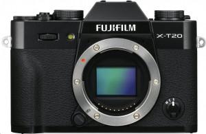 Fujifilm X-T20, tělo