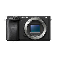 Sony Alpha 6400M Systemkamera sada Body+18-135mm-Objektiv