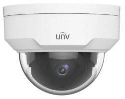 UNV IP dome kamera - IPC324LR3-VSPF40-D, 4Mpx, 4mm, 30m IR, easy