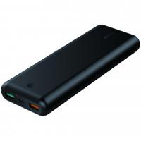 AUKEY PB-XD20 černá Power Bank 20100 mAh   3xUSB   7.4A   Quick Charge 3.0   Power Delivery   USB-C kabel