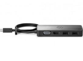 HEWLETT PACKARD USB-C Travel Hub G2