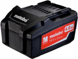 Akumulátor Metabo Li-Power 18 V 4,0 Ah
