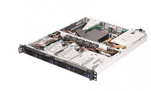 ASRock 1U4LW-X470 Storage-Barebone 1U