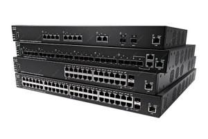 Cisco SX350X-12 12-port 12x 10G 10GBase-T Switch 2x 10G SFP+ ports (combo s 2 copper ports)