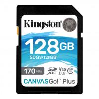 Kingston Canvas Go! Plus - 128 GB - SDXC UHS-I