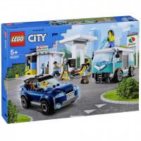 LEGO City 60257 Service stanice