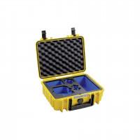 B&W GoPro obal typ 1000 Y zluta s GoPro 8 Inlay