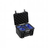 B&W GoPro obal typ 2000 B cerna s GoPro 8 Inlay