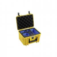 B&W GoPro obal typ 2000 Y zluta s GoPro 8 Inlay