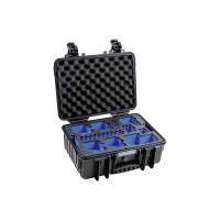 B&W GoPro obal typ 4000 B cerna s GoPro 8 Inlay