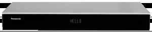 Panasonic DMR-UBC70EGS silver (poškrábaný panel) - bazar