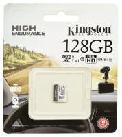 Kingston 128 GB microSD (95MB/s, Class10, A1)