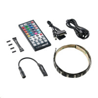 CableMod WideBeam Hybrid LED Kit 60cm | RGB/UV