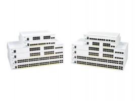 Cisco CBS350-24T-4X-EU network switch Managed L2/L3 Gigabit Ethernet (10/100/1000) Silver