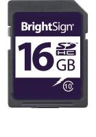BrightSign 16GB Class 10 Micro SD paměť