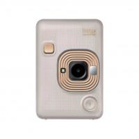 Fujifilm instax mini LiPlay bézová zlata